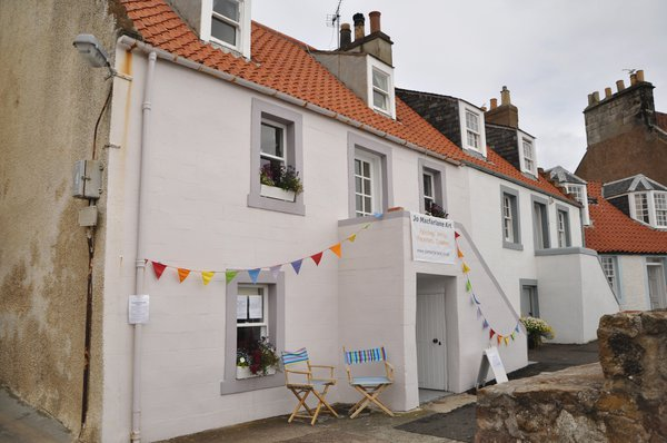 Art fills many spaces at the Pittenweem Art Festival
