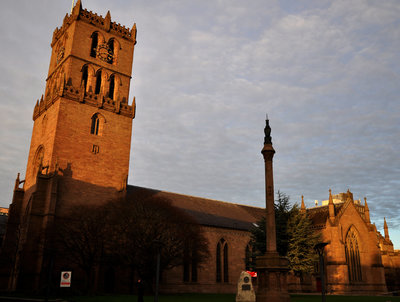 City Churches and the Auld Steeple