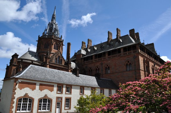 Mount Stuart House was built and furnished when money was no object.
