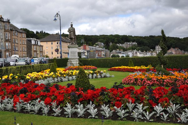 The Beauty of Bute