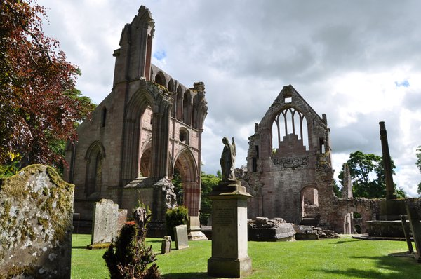 Remains of Dryburgh Abbey